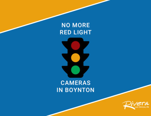 No More Red-Light Cameras in Boynton Starting With The New Year