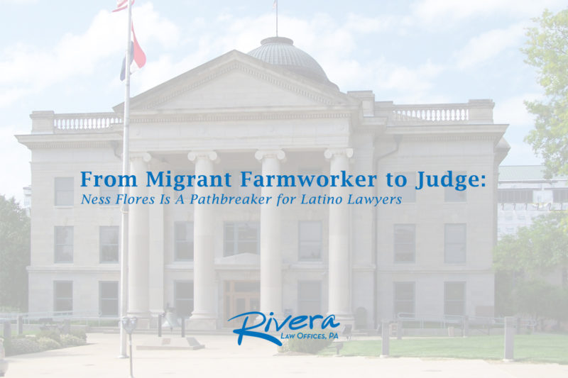 From Migrant Worker to Judge
