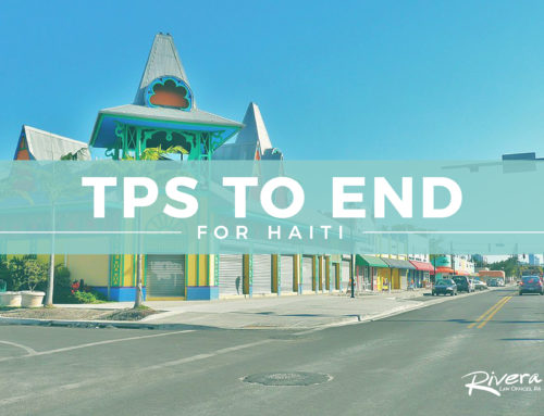 TPS To End for Haiti